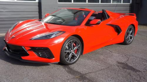 2021 CHEVROLET Corvette Stingray Convertible